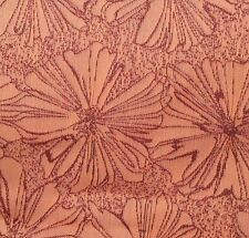 """Crypton Finish Upholstery Fabric-Knoll """"Regard Cr""""  color  Tiger Lily 14 yards"""