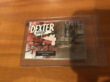 Dexter Season 4 Authentic Wardrobe Card Variation Rare D4-CWS 3 Color