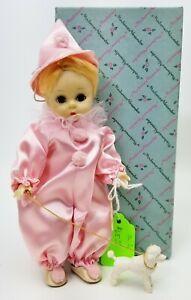 "Madame Alexander Kins 8"" 1956 Pierrot Clown Doll No. 561 Bent Knee NEW"