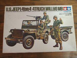 Tamita US Jeep 1/4 ton  4 X 4 Truck Willys