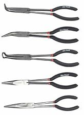 "Amtech B0790 5pc 11"" Long Reach Plier Set"