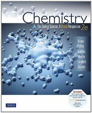 Chemistry: The Central Science with MasteringChemistry By Theodore Brown, H. Eu