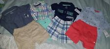 4 Baby Boy 9 month Short Outfits