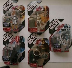 Hasbro Star Wars 30th Anniversary Collection Set of 5 Figures BNOC from Japan