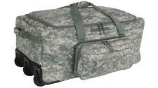 Mercury Code Alpha Mini Monster Wheeled Army Duffle Deployment Bag 9933ACU