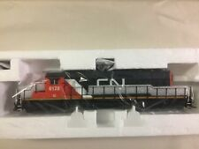 Broadway Limited - SD40-2 - Canadian Nation - Road #6128 - Paragon2 Sound/DC/DCC