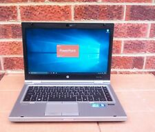 HP EliteBook Laptop PC - with DVD Drive, Microsoft Office, Intel i7 Computer >>