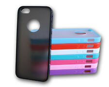 Phone Cover Transparent IPHONE 5S 5 Hard Case Cover Protection Case New