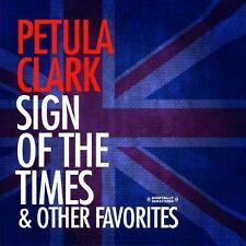 Sign of the Times & Other Favorites by Petula Clark (CD, Mar-2012, Essential Media Group)
