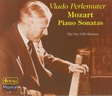 Vlado Perlemuter, W. - Piano Sonatas / Legendary 1956 Vox Masters [New CD]