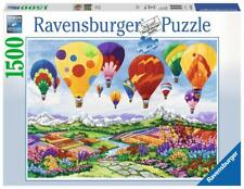 RAVENSBURGER JIGSAW PUZZLE SPRING IS IN THE AIR NANCY WERNERSBACH 1500 PC #16347