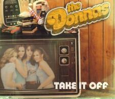 The Donnas(CD Single)Take It Off-New