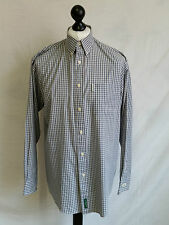 Ben Sherman Men's Long Sleeve Collared Loose Fit Casual Shirts & Tops