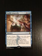 MTG MAGIC KHANS OF TARKIR DIG THROUGH TIME (FRENCH FOUILLE TEMPORELLE NM)