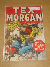 TEX MORGAN #2 VG- (3.5) MARVEL COMICS OCTOBER 1948