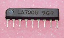 LA7205 / IC / SIP / 1 PIECE (qzty)