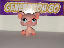 Littlest PetShop Cochon Orange N°622 Pet Shop Pig