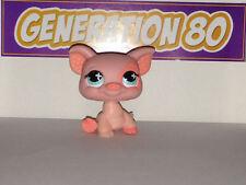 Littlest PetShop Cochon Orange N°622 Pet Shop Pig