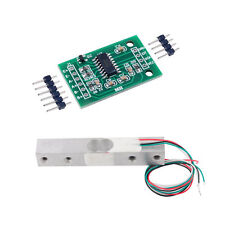 10KG Weight Weighing Sensor Scale Load Cell +HX711 AD Weighing Sensor Module