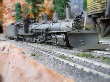 Denver & Rio Grande Western Brass HOn3 #463 K27 with Box
