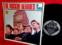 THE ROCKIN' BERRIES In town LP 1965 AUSTRALIA EX- plays great! MONO First Press