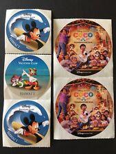 Disney Vacation Club Stickers, Hawaii Mickey Donald Daisy, Pixar Coco