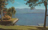 *(Q)  Lake George, NY - Lake View to Long Island