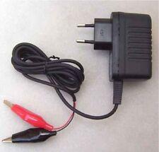 Caricabatteria 12V Auto Moto Quad automatico per batteria al piombo 12v 0,7A