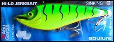 VINTAGE ABU HI-LO JERKBAIT SINKING 15 cm 68 g (2-2/5 oz) Firetiger colour