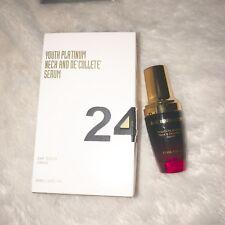 Donna Bella 24K Youth Platinum Neck and De'collete' Serum 1.22 oz, New in Box