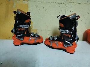 Scarponi sci alpinismo  scarpa  maestrale