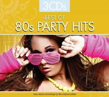 Various Artists - Best of 80S Party Hits [New CD]