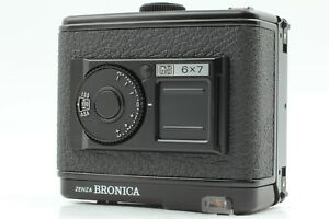 Late Model【MINT】 Zenza Bronica GS 120 6x7 Film Back Holder Late for GS-1 JAPAN