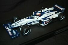 Hot Wheels 1/18 Williams FW 22 BMW 2000 F1 Jenson Button Car Die Cast Model
