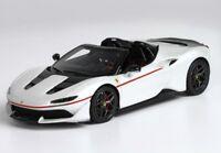 1:43 Ferrari 488 pista Spyder-Blue lennart-LookSmart