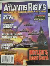 [NEW!] Atlantis Rising Magazine Issue 87 (MAY/JUNE 2011)- HITLER'S LAST CARD