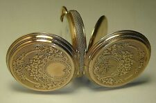 Pocket Watch 14K Solid Gold Waltham William Ellery 62 Grams