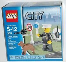 Lego City Police Officer (5612) Traffic Policeman K-9 Unit Dog Hound NEW Sealed
