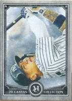 2020 Topps Museum Collection Canvas Collection Reprints #CCR9 Gleyber Torres