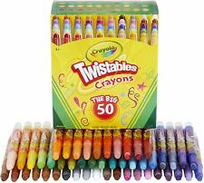 Crayola Mini Twistables Crayons, Exclusive, School Supplies, Great For Coloring