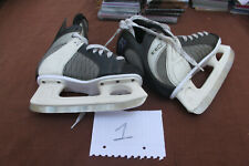 ** PAIRES PATINS DE HOCKEY POWERLINE 600 CCM - SL 1000 TAILLE 4 91/3 / 237 MM /1
