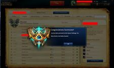 League of Legends Elo Booster ( NA SERVER ) (BOOST UP TO MASTERS)  S6 CHALLENGER