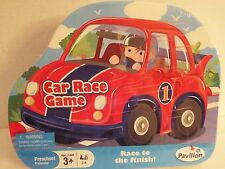 PAVILION  PRESCHOOL CAR RACE GAME NIB 2011 3 AND UP BOYS & GIRLS