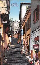 Italy postcard Bellagio Lago de Como Via Serbelloni