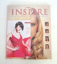 NEW Inspire Hair Fashion Book for Salon Clients Vol. 76 Annual Makeover Edition