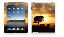 iPad 2 or 3 - Sunset Golden Tree Nature Scene - Vinyl Skin Sticker Cover