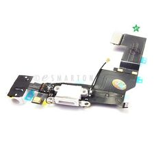iPhone 5S White USB Charger Dock Connector Charging Port Replacement Part USA