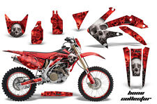 Honda CRF 450X Graphic Kit AMR Racing # Plates Decal Sticker Part 05-13 BCR
