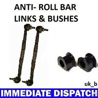 Vauxhall ASTRA H 2004- Front ARB Anti Roll Bar Sway bar Bushes & Links (4)