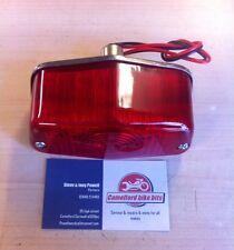 Lucas 564 Replica Rear Lamp Complete triumph Norton Bsa Cafe Racer Etc